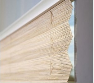 Store plissé vertical