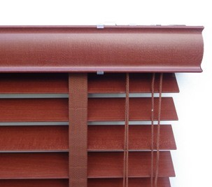 Store vénitien bois et bambou 50mm