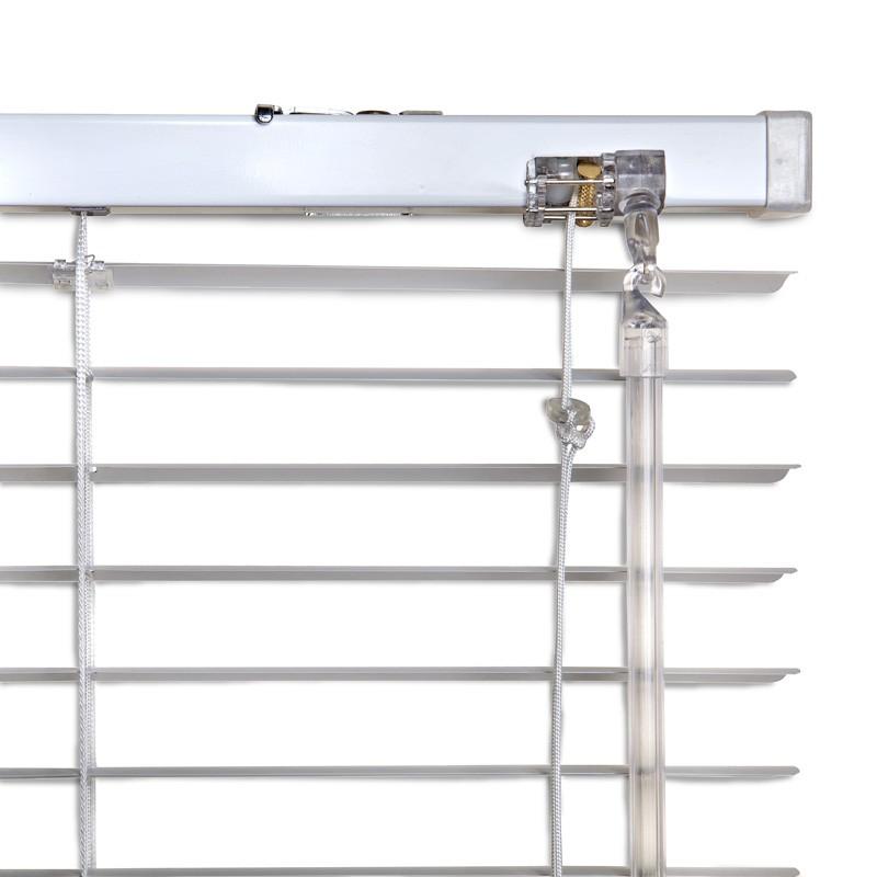 store v nitien aluminium 25mm store sur mesure. Black Bedroom Furniture Sets. Home Design Ideas
