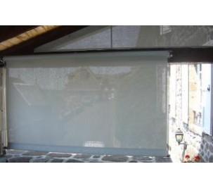 Store enrouleur extérieur vertical sur mesure